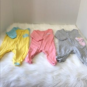 Other - (Bundle) 0-3 month onesies